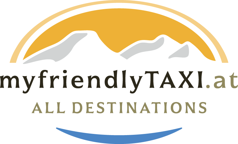 Logo: My Friendly Taxi Salzburg